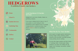 Tunbridge Wells Gardeners